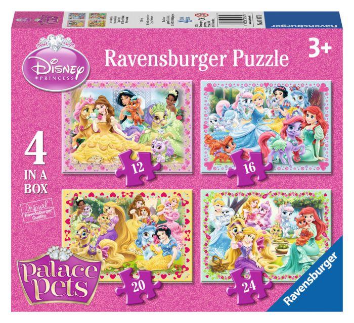 Puzzle Palace Pets,12/16/20/24 pcs