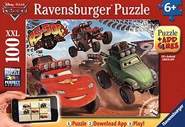 Puzzle Disney Cars,100 pcs
