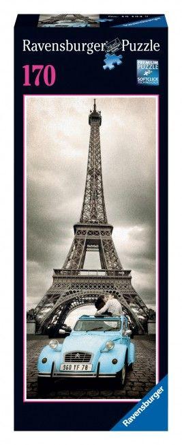 Puzzle Parisul Romantic, 170 Piese