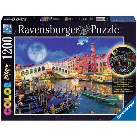 Puzzle Color Starline - Venetia, 1200 Piese