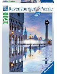 Puzzle Venetia Romantica 1500 Piese