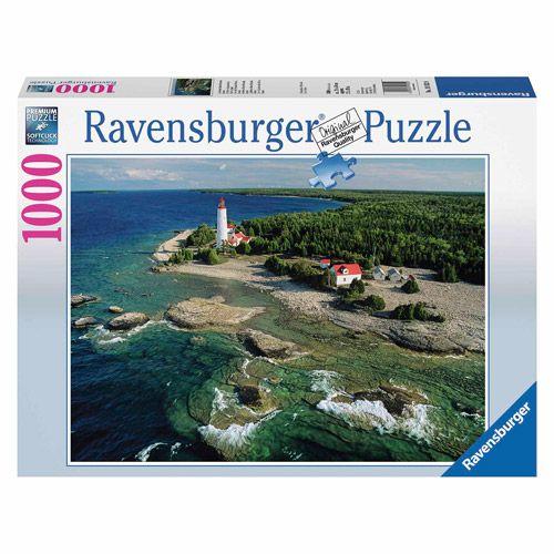 Puzzle Peninsula Bruce, 1000 Piese