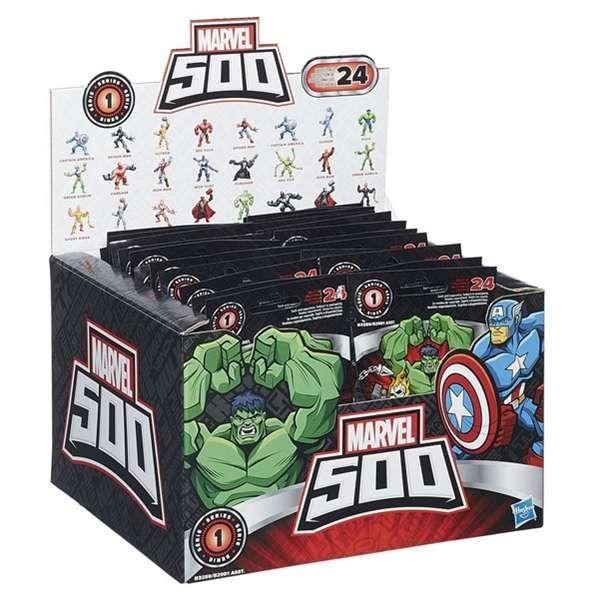 Marvel-Figurina SuperEroi,5cm,div.personaje