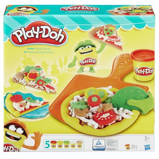 PlayDoh-Set creatie,Petrecere cu pizza