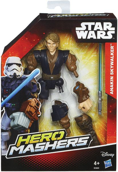 StarWars-Figurina Hero Mashers,div.mod
