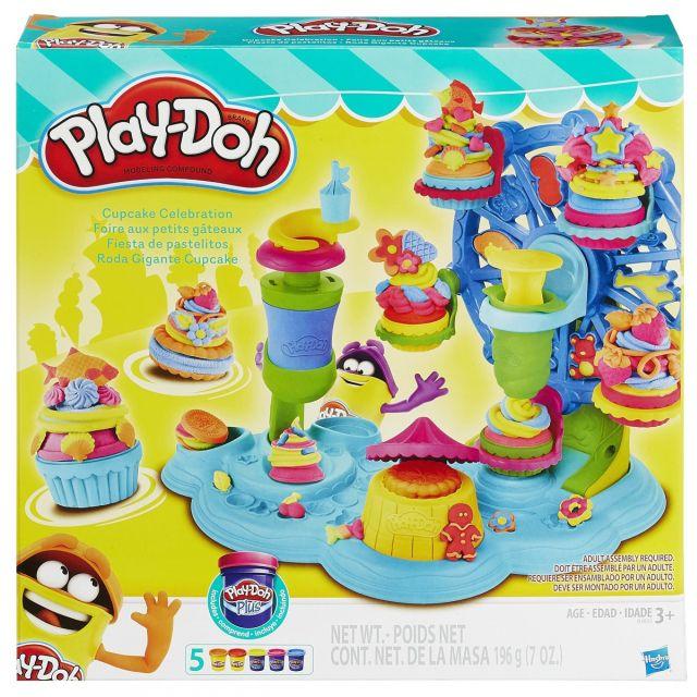 PlayDoh-Set creatie,Petrecere cu briose