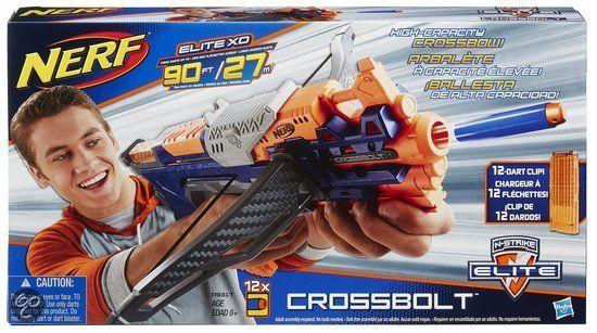 Nerf-Blaster Nstrike Crossbolt