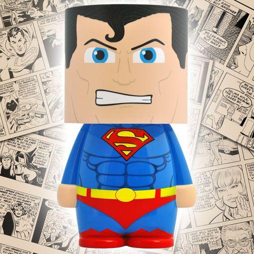 Lampa Supermen