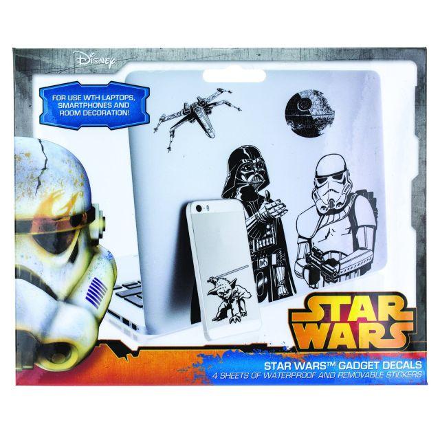 Abtibilduri Star Wars pentru tablete si telefoane