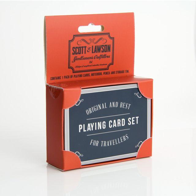 Carti de joc Scott & Lawson