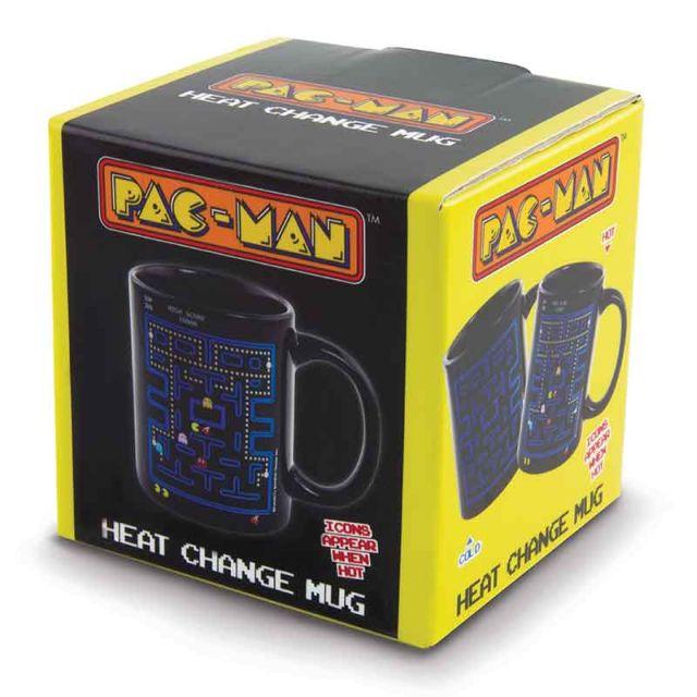 Cana termosensibila Pac-Man