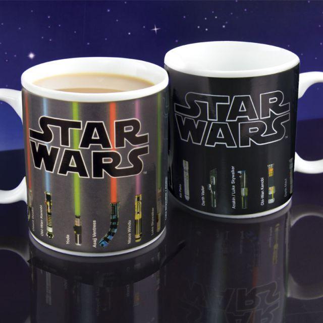 Cana termosensibila Sabii Jedi,Star Wars