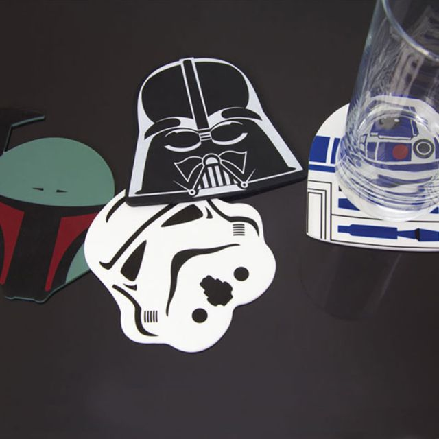 Suport pahare Star Wars