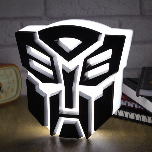 Lampa ambientala Autobot