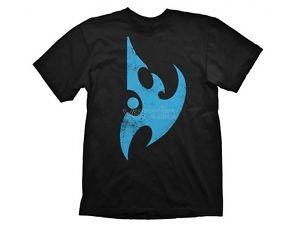 Starcraft 2 T-Shirt Protoss Logo Vintage, XL