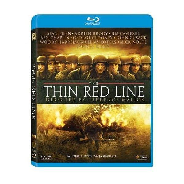 BD: THIN RED LINE - LA HOTARUL DINTRE VIATA SI MOARTE