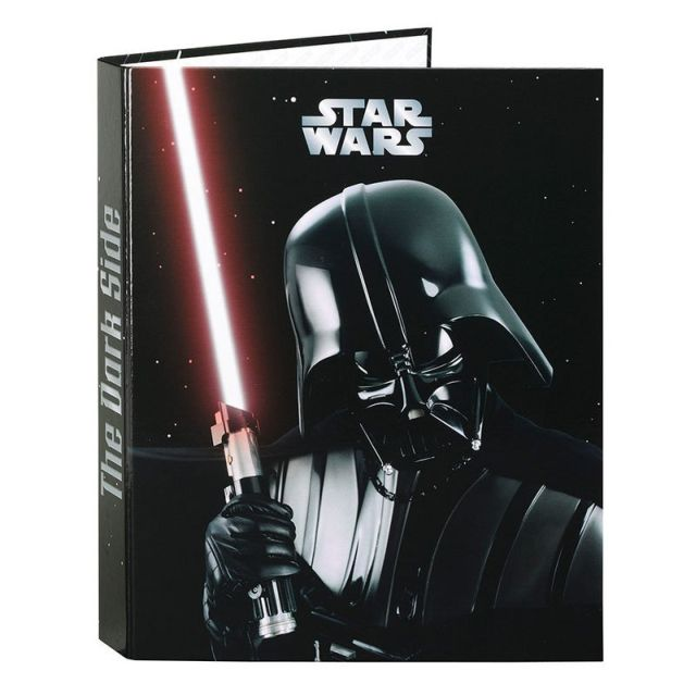 Caiet mecanic A4,4inele,StarWars Vader
