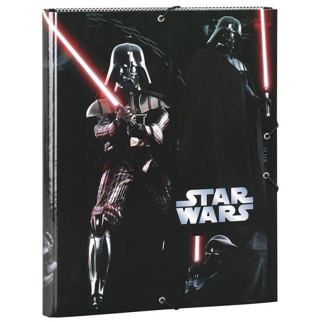 Mapa A4 carton,3flapsuri,StarWars Vader
