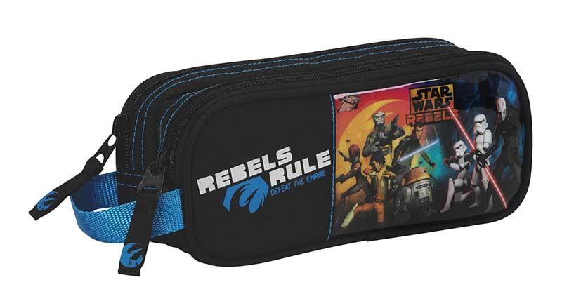 Penar dublu 21x6x8cm,StarWars Rebels
