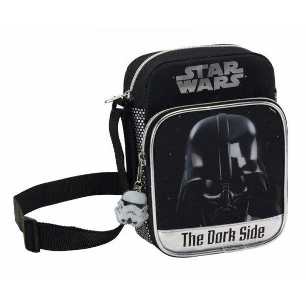 Geanta umar 16x6x22cm,StarWars Vader