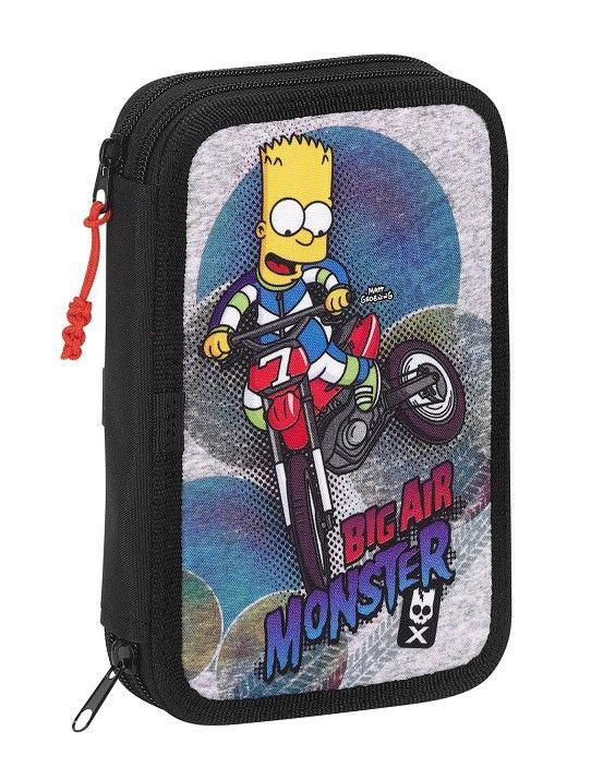 Penar dublu echipat,34pcs,The Simpsons