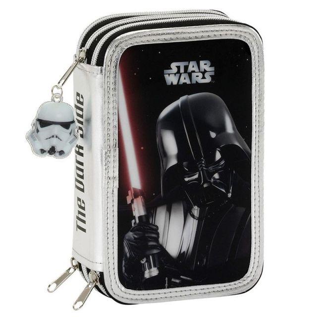 Penar triplu echipat,41pcs,StarWars Vader