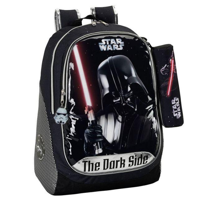Rucsac 32x16x44,StarWars Vader