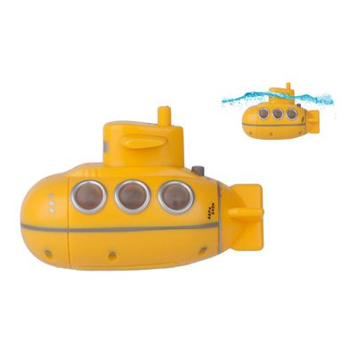Radio baie, Submarin galben