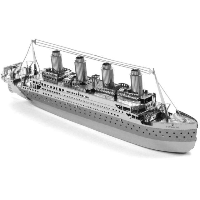 Titanic, Metale Earth