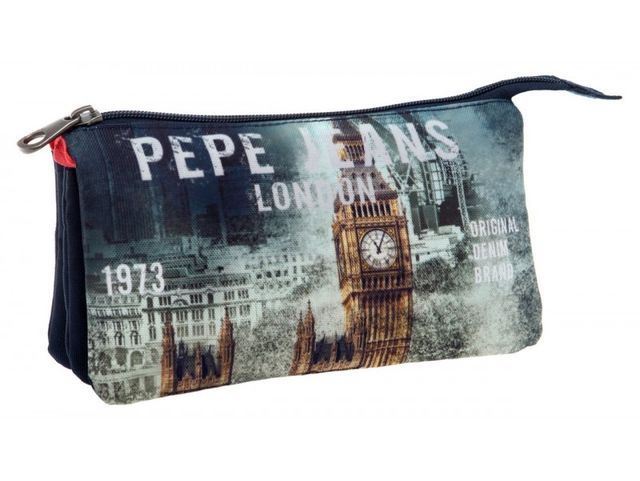 Penar 2 compartimente,Pepe Jeans London