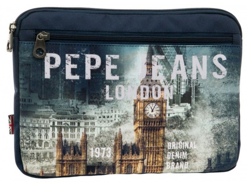 Husa tableta 29cm,Pepe Jeans London