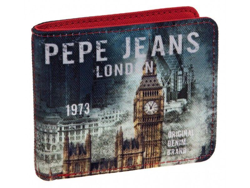 Portofel 10.5cm,Pepe Jeans London