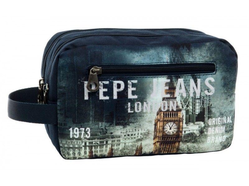 Geanta cosmetice,Pepe Jeans...