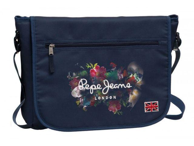 Geanta laptop 38cm,albs,Pepe Jeans Margot