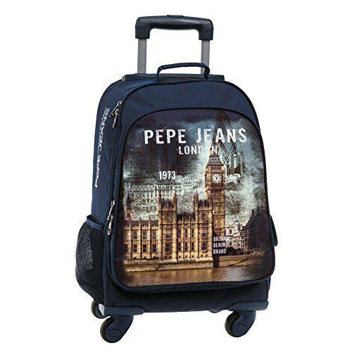 Troler 44cm,Pepe Jeans London