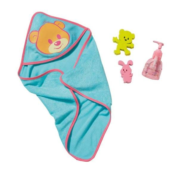 Baby born-Set accesorii baita