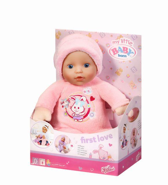 My little Baby born-Primul bebelus