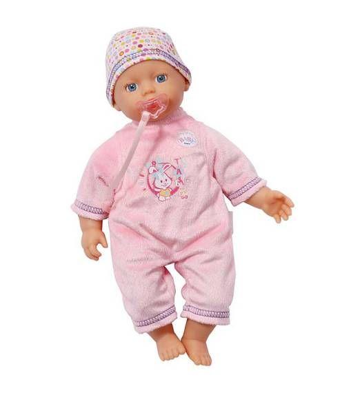 My little Baby born-Micul prieten pufos