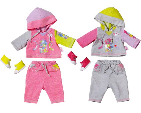 Baby born-Set complet pentru jogging