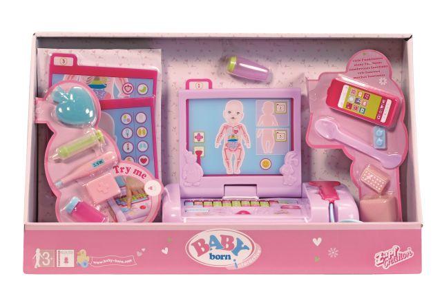 Baby born-Trusa medicala electronica