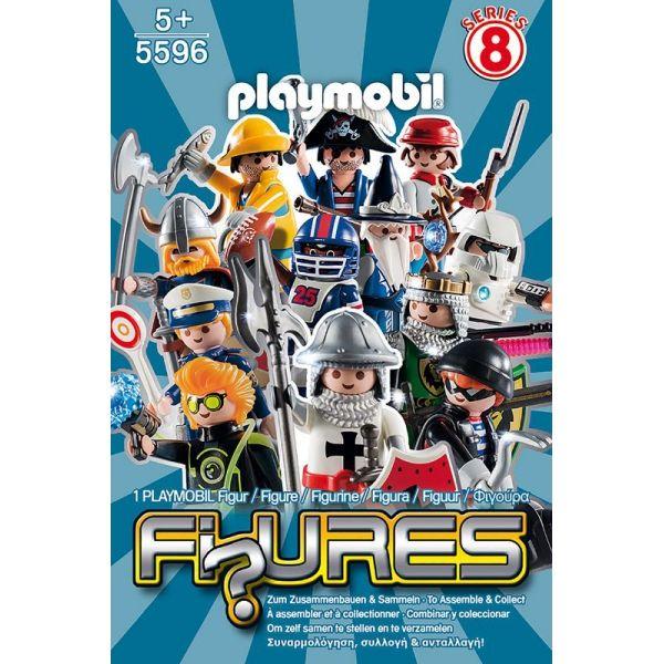Playmobil-Figurine baieti,seria 8