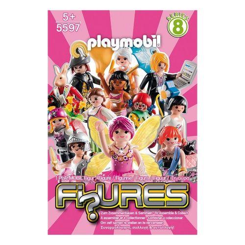 Playmobil-Figurine fete,seria 8
