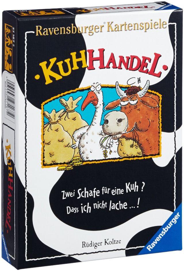 Ravensburger-Joc Kuhhandel,10+