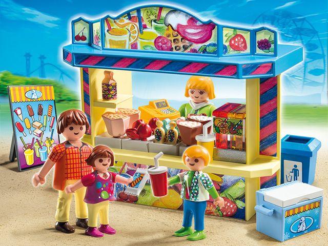Playmobil-Magazin de dulciuri