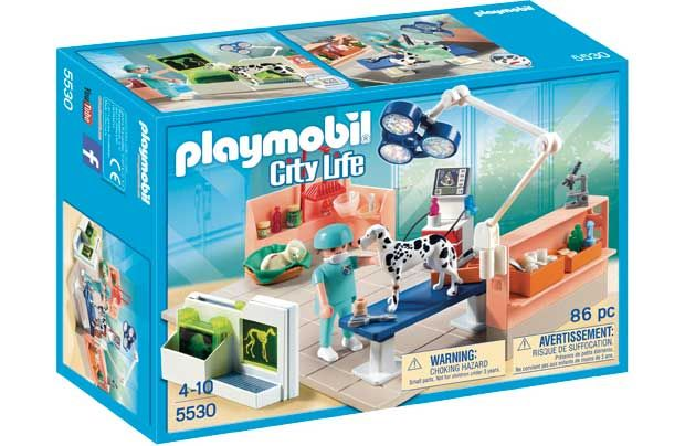 Playmobil-Camera de examinare pentru animale