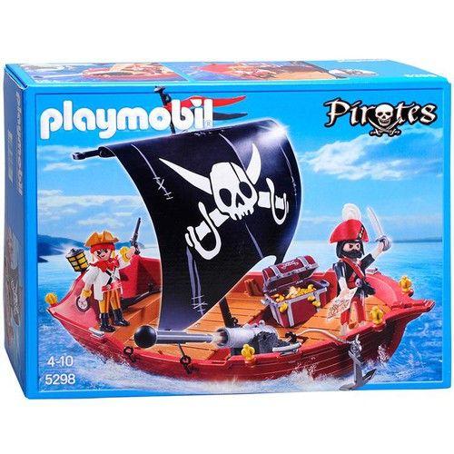 Playmobil-Vasul piratilor