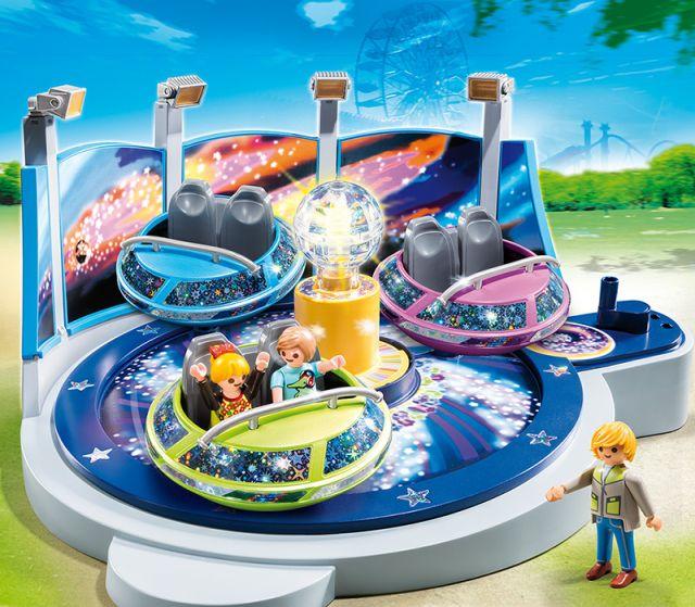 Playmobil-Nava spatiala,parcul de distractie