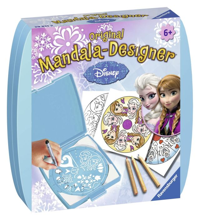 Set creativ mandala,mini,Frozen,6+