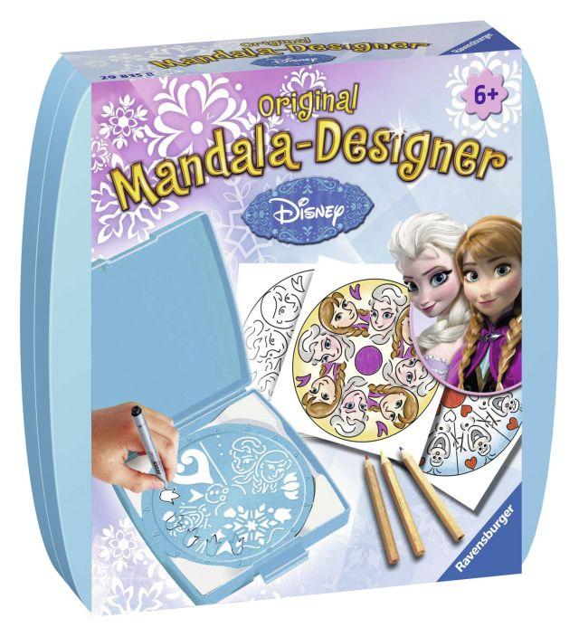 Set creativ mandala,mini,Frozen,6+