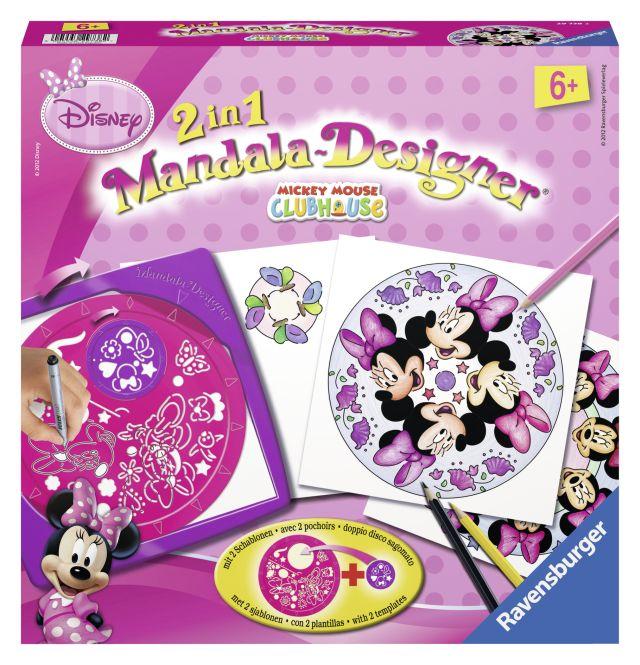 Set creativ mandala,2in1,Minnie,6+